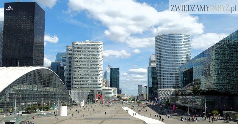 La Defense – paryski Manhattan