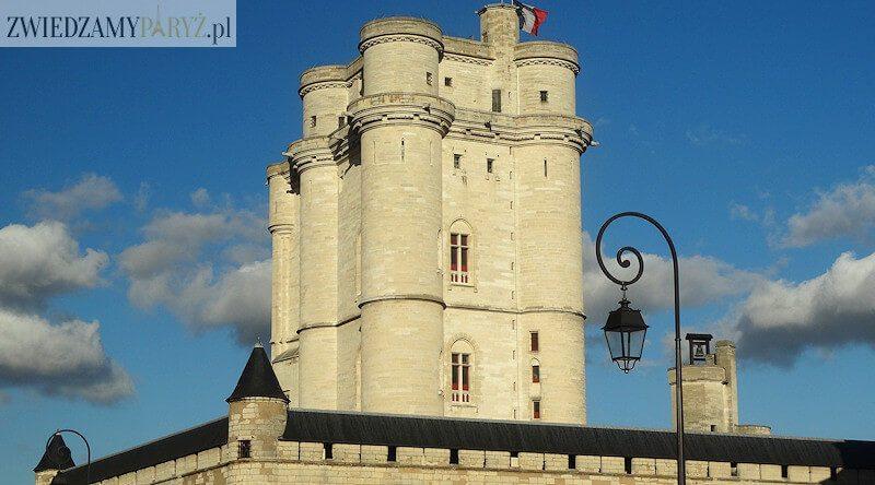 Zamek Vincennes