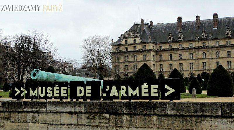 Muzeum Armii w Paryżu