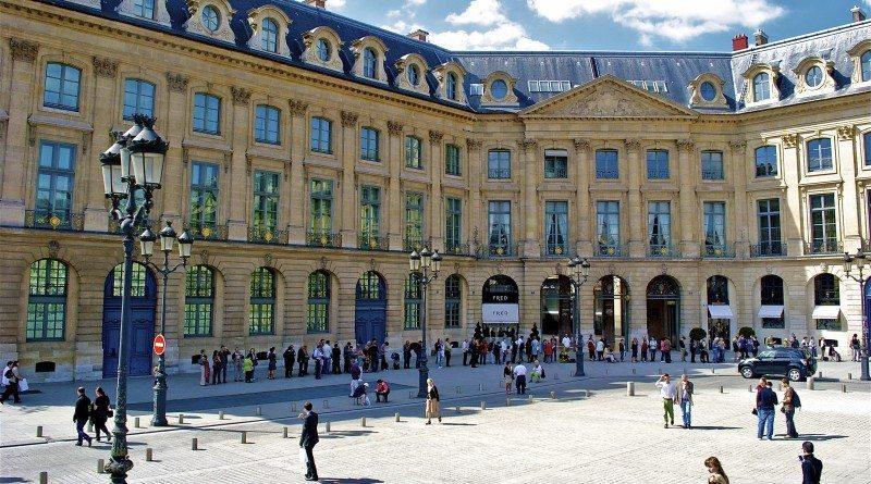 Hotel Ritz Paryż