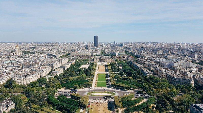 Pola marsowe w Paryżu