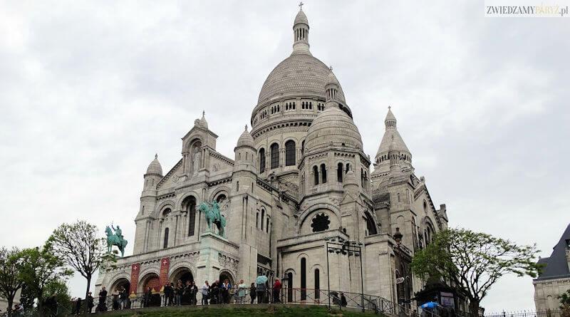 Bazylika Sacre Coeur – serce Paryża