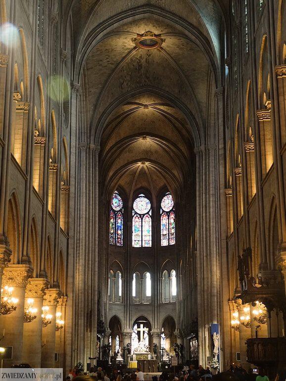 Connu Katedra Notre Dame - najsłynniejszy zabytek Francji - Zwiedzamy Paryż MV41