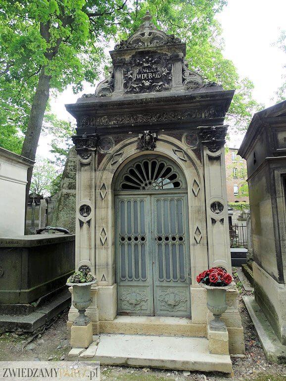 Cmentarz Pere Lachaise