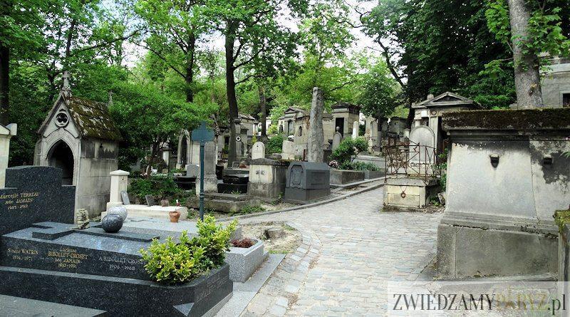 Cmentarz Pere Lachaise – najsłynniejsza nekropolia świata