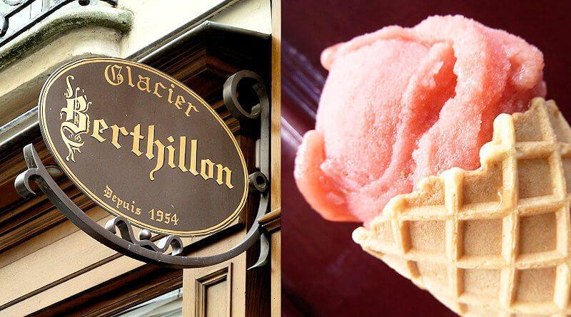 Lody Berthillon – najlepsze w Paryżu