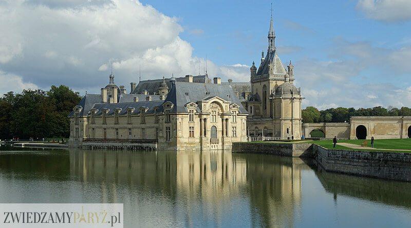 Zamek Chantilly