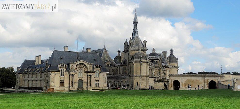 Zamek w Chantilly