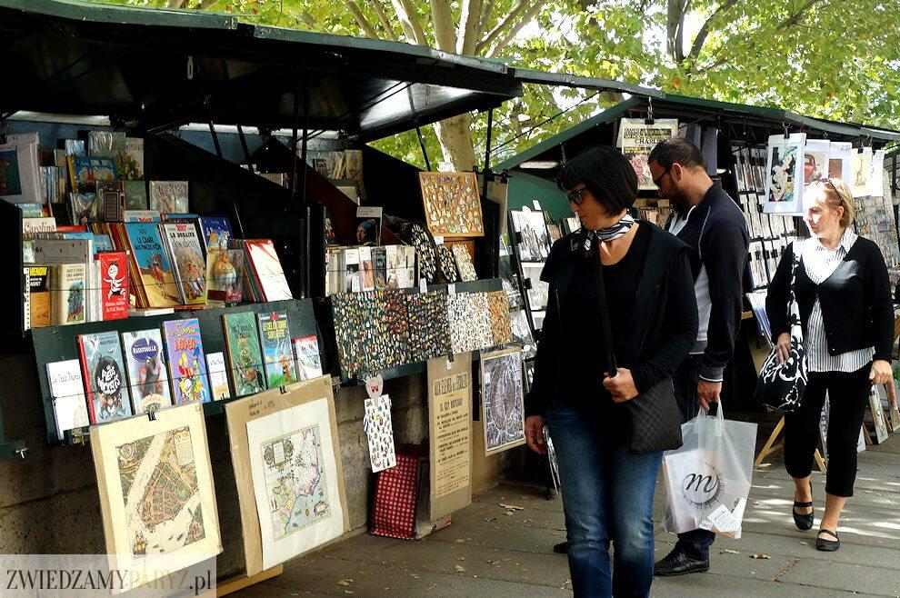 Bukiniści w Paryżu
