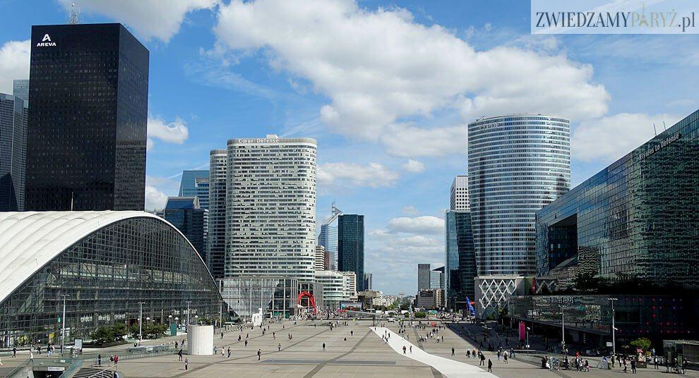 La Defense Paryz
