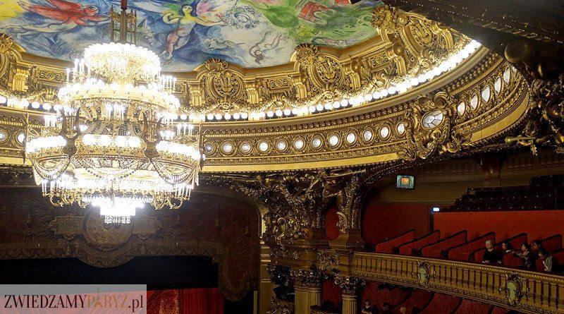 Opera Garnier – w cieniu upiora
