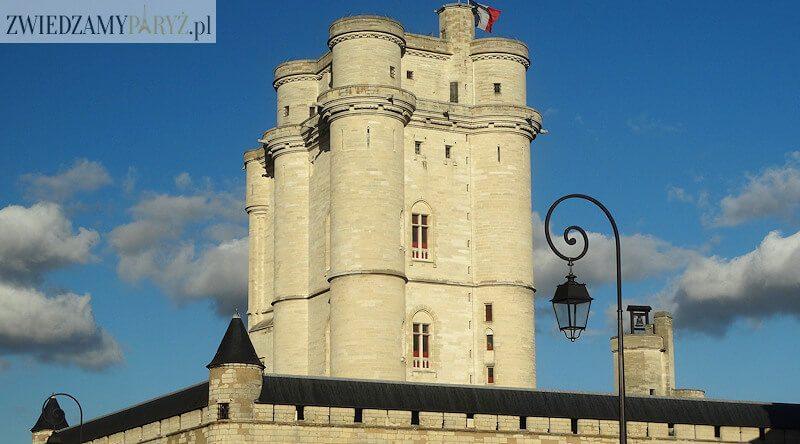 Zamek Vincennes – średniowieczny Wersal