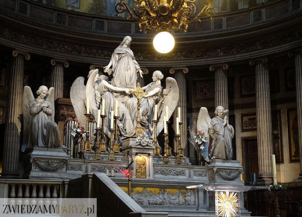 Kościół Św Magdaleny w Paryżu