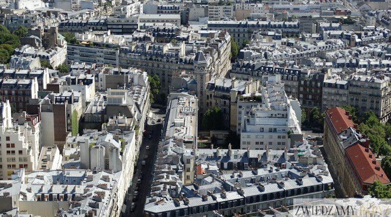 Punkty widokowe w Paryżu