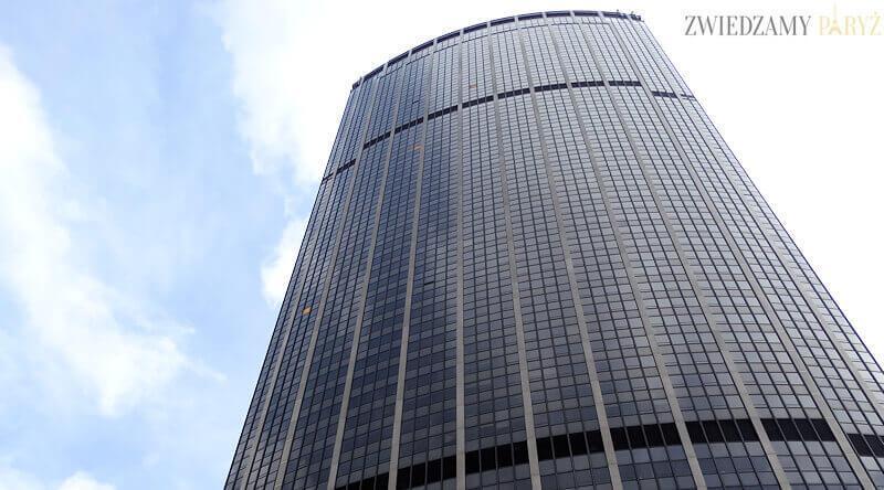 Wieża Montparnasse – punkt widokowy