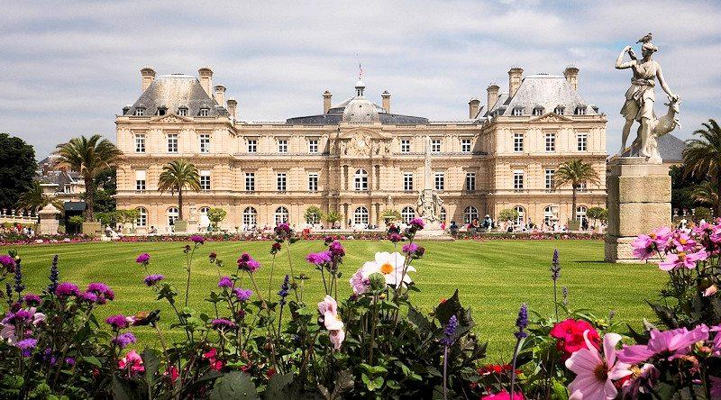 Ogród Luksemburski - najsłynniejszy park Paryża
