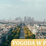 Pogoda Paryż