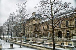 Pogoda w Paryżu w grudniu