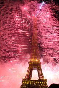 Pogoda w Paryżu w lipcu