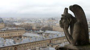 Pogoda w Paryżu w listopadzie