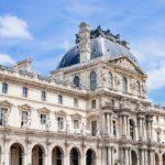 1 Dzielnica Paryża - Luwr