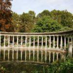 17 dzielnica Paryża - park Monceau