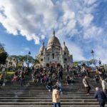 18 dzielnica Paryża - Bazylika Sacre Coeur