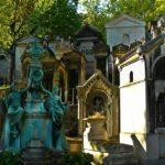 20 dzielnica Paryża - Pere-Lachaise