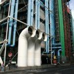 4 Dzielnica Paryża - Centrum Georges Pompidou