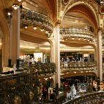 9 dzielnica Paryża - Galeria Lafayette