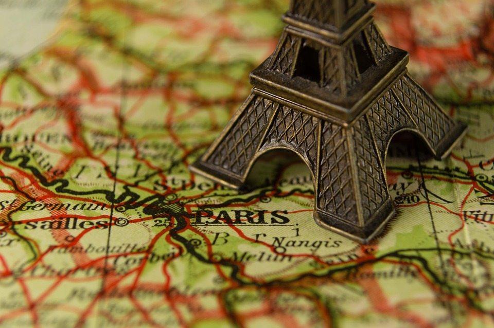 Przewodnicy po Paryżu