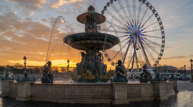 Place de la Concorde – paryski Plac Zgody
