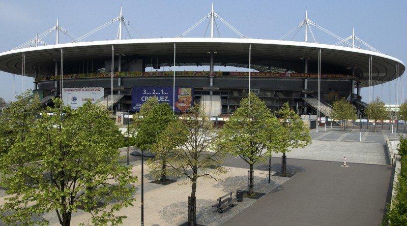 Stade de France Paryż