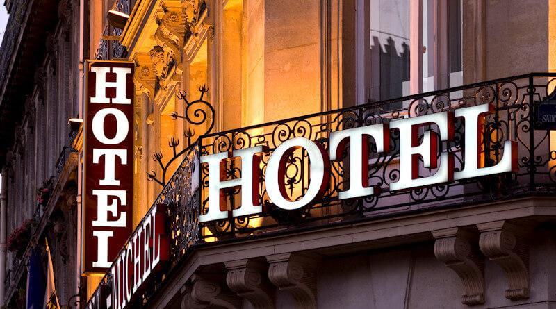 Hotele biznesowe w Paryżu