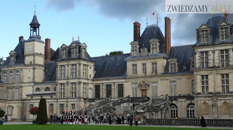 Zamek Fontainebleau – dom francuskich monarchów