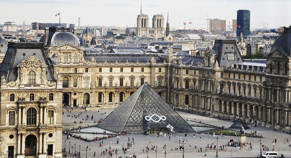 Paryż zabytki