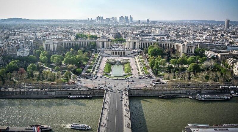 Paryż – stolica Francji