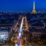 """Paryż nocą – odkryj """"Miasto Świateł"""""""