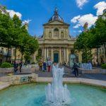 Sorbona – najstarszy uniwersytet we Francji