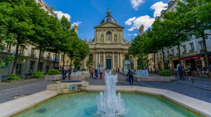 Sorbona Paryż