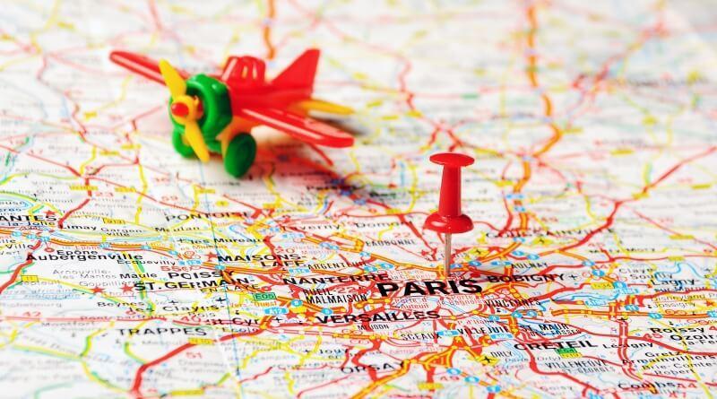 Tanie loty do Paryża