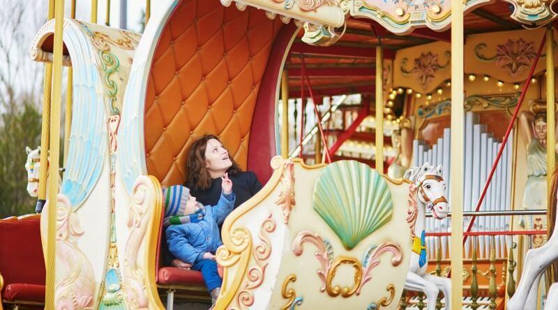 Atrakcje dla dzieci w Paryżu – TOP 10
