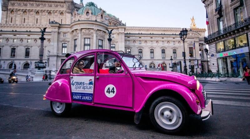 Alternatywne sposoby poruszania się po Paryżu