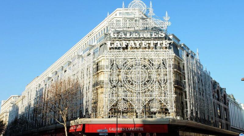 Galeria Lafayette – dom handlowy inny niż wszystkie
