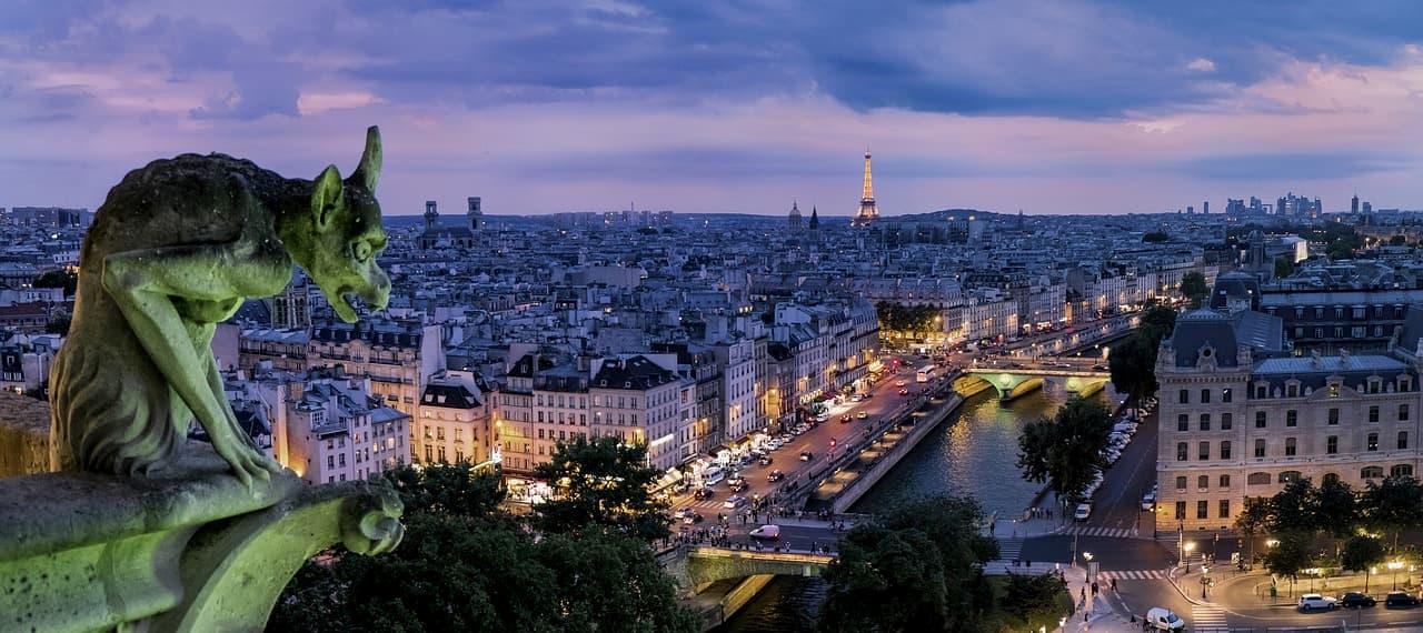 8 atrakcji, które musisz odwiedzić w Paryżu