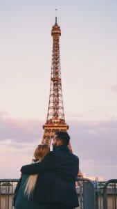 Sylwester w Paryżu - Wieża Eiffla