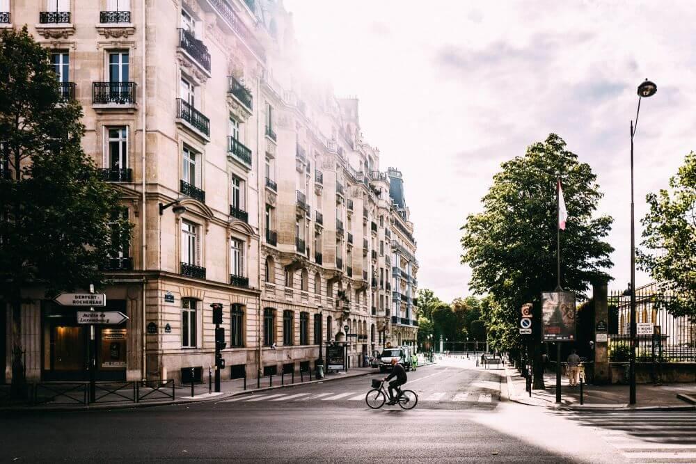 Przeprowadzka do Paryża