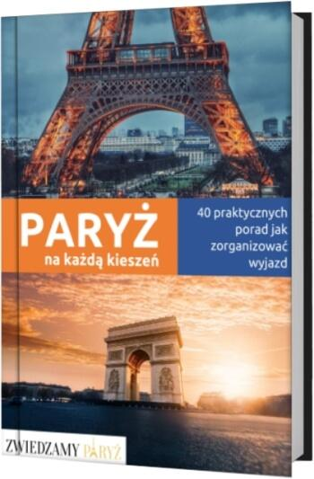ebook o Paryżu